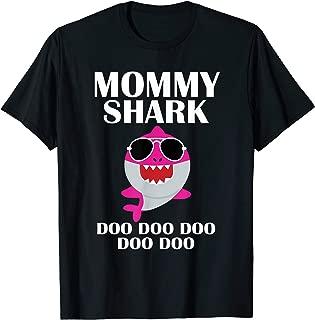 Mommy Shark Doo Doo Shirt - Mother's Day Mommy Shark T-Shirt