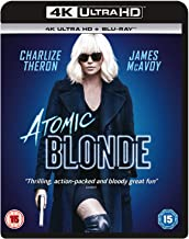 Atomic Blonde [Region B] [Blu-ray]