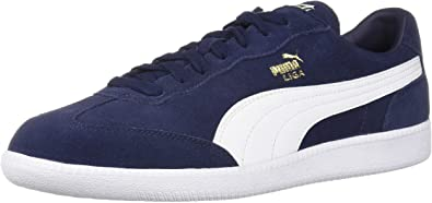 Amazon.com | PUMA Men's Liga Suede Sneaker | Fashion Sneakers