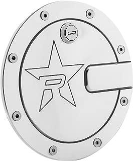 RBP RBP-6041PL-RX2 Polished Aluminum Locking Fuel Door