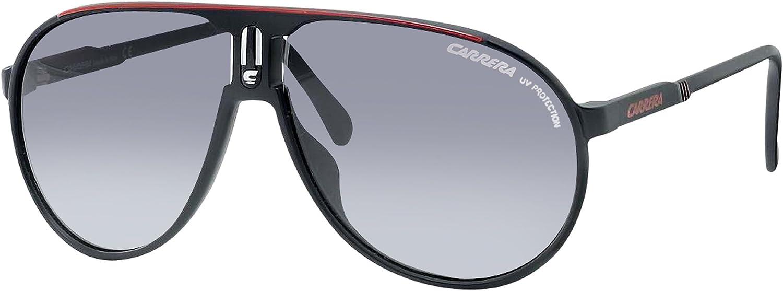 Carrera CHAMPION L CDU JJ Black Unisex Sunglasses