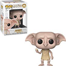 Funko- Figurines Pop Vinyl: Harry Potter S5: Dobby Snapping His Fingers Collectible Figure, 35512, Multcolour