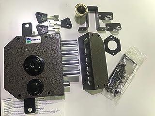 Mottura SER.4M.C/S.C/C.DX 60 S/ASTE - Cerradura Triple,