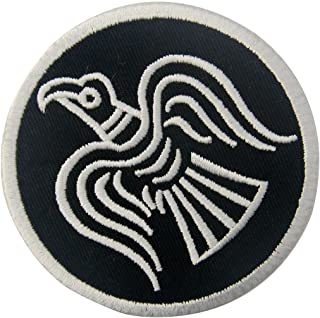 Best viking raven patch Reviews