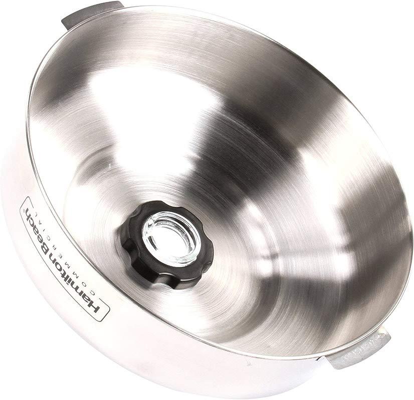 Hamilton Beach 990043900 Lid W Glass Filler Cap D50065