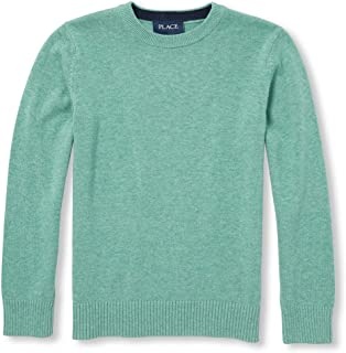 The Children's Place Big Boys' Kid Long Sleeve Sweater