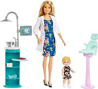 Barbie Dentist Doll & Playset Dhb63 - Fxp16