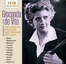 Her Complete Recorded Masterworks For Violin