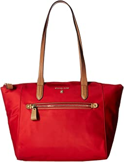 MICHAEL Michael Kors - Nylon Kelsey Medium Top Zip Tote