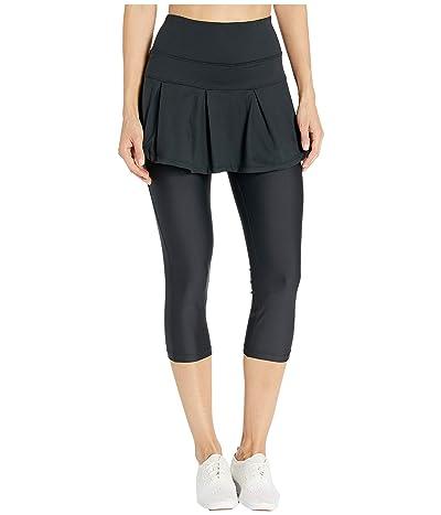 Skirt Sports Lioness Capris Skirt (Black) Women