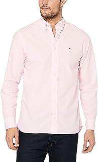 Tommy Hilfiger Men's Pure Cotton Shirt