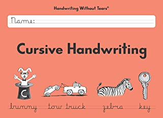 Learning Without Tears - Cursive Handwriting - 2008 Edition - Student Workbook