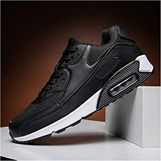Youpin Scarpe casual uomo moda scarpe da ginnastica Air Cushion traspirante sport scarpe da corsa PU Mesh Tenis Masculino ...
