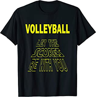 Funny Volleyball Gift Saying Quote Phrase Sarcastic T-Shirt