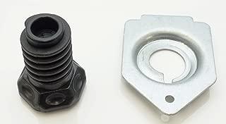 Supco LP2150A Clothes Dryer Leveling Leg, for Samsung, AP4210694, DC97-12150A