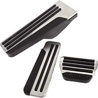 Mtsooning 3 Pcs Sport Foot Pedal Kit for Infiniti G25 G35 G37 Q50 Q60 EX25 QX50 QX70 FX35