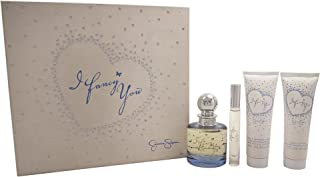 Jessica Simpson I Fancy You for Women 4 Piece Gift Set