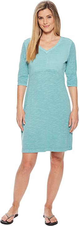 Woolrich First Forks Convertible Sleeve Dress