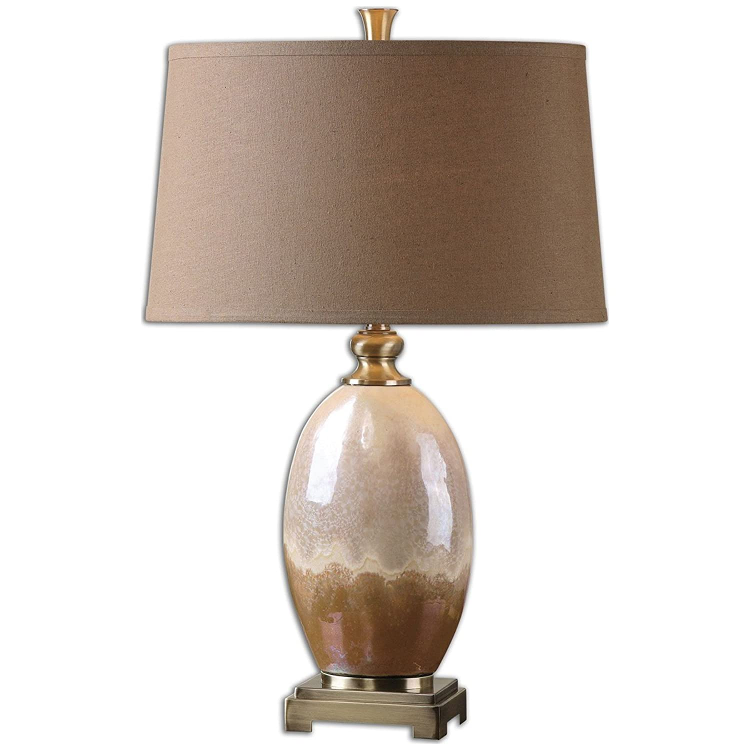 Uttermost 26156 Eadric Ceramic Table Lamp by Uttermost