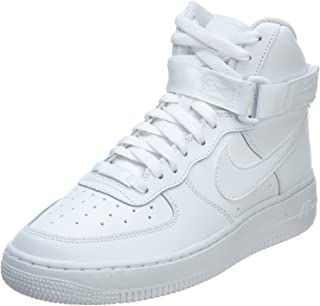 Zapatillas Nike – Air Force 1 High (gs) Blanco/Blanco 38
