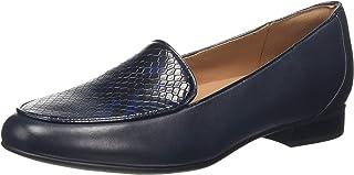 حذاء سهل الارتداء للنساء من كلاركس، مقاس 5.5 UK, (ازرق), 5.5 UK