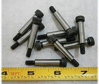 Socket Shoulder Screws//Shoulder Bolts 10-24 X 1 1//4 Pack of 50