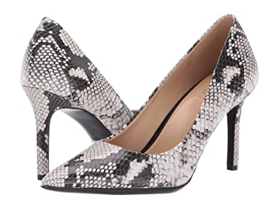 Naturalizer Anna (Alabaster Snake Print Leather) Women