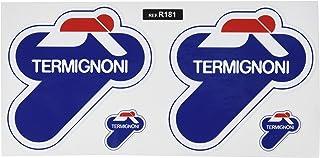 Ecoshirt NX-16BO-VRJB Pegatinas Stickers Termignoni Ref: R181 Aufkleber Autocollants Adesivi Moto GP Decals Motorcycle, 10...
