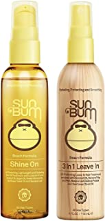 Sun Bum Hair Care (Shine On/ 3in1 Leave In Conditioner)