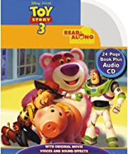 Disney Pixar Toy Story 3 Read Along Library (With CD)