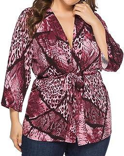 Loosebee◕‿◕ Women's Blouse ,Womens Loose Long Sleeve Sweatshirt Hoodie Printed Causal Tops Blouse