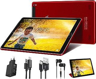 GOODTEL G2 Tablet 10 Pulgadas Android 9.0 Tablet Quad-Core, RAM de 3GB, ROM de 32GB, Dual SIM Cámara Dual 8000mAh Batería ...