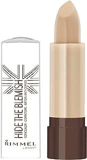 Rimmel Hide The Blemish Concealer, Medium Beige, 0.15 Fluid Ounce