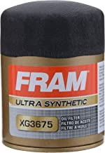 FRAM XG3675 Ultra Synthetic Spin-On Oil Filter with SureGrip