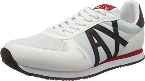 Armani exchange sneaker, scarpe da ginnastica uomo XUX055XV213
