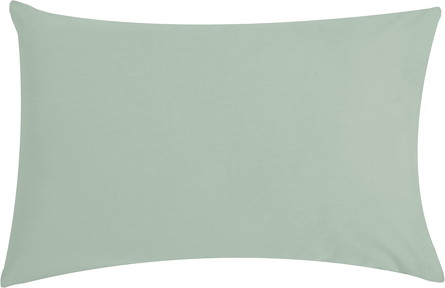 40x60 cm Gots and Oeko-tex certified Plain Cot Bed Pillow case with Envelope Closure Little Stars Ptit Basile Baby toddler Pillowcase cover 100/% soft Organic Cotton