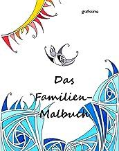 Das Familienmalbuch (German Edition)