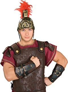 Rubie's Men's Roman Arm Guards Costume Accessory