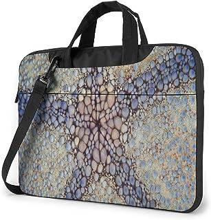 "Tropical Coral Reef Starfish Laptop Bag Protective Case Computer Messenger Briefcase Women Men 13"""
