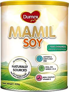 Dumex Mamil Gold, Soy Growing Up Milk Formula, 1 Year Onwards, 800g