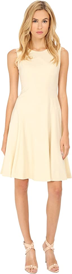Prabal Gurung - Stretch Wool Sleeveless Dress