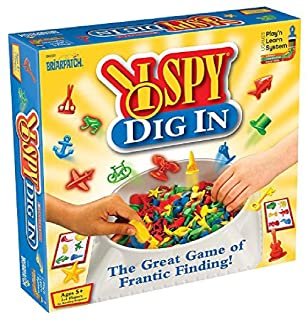 Briarpatch I Spy Dig In Game-, Multi (06101)