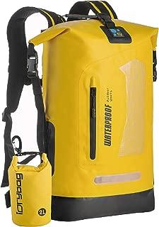 Waterproof Dry Bag Dry Sack, Lightweight Dry Backpack Water Sport, Hiking Dry Backpack Shoulder Straps 30l