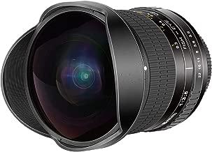 Neewer Pro 8mm f/3.5 Aspherical HD Fisheye Lens for Nikon D5, D4s, D4, D3x, Df, D850, D810, D750, D610, D500, D7500, D7200, D7100, D5600, D5500, D5300, D5200, D3400, D3300 Digital DSLR Cameras
