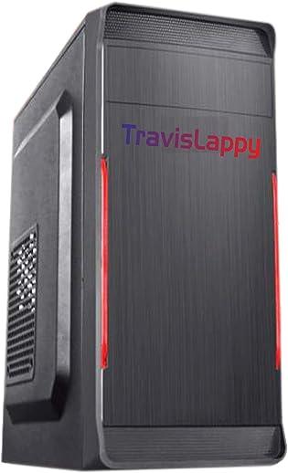TravisLappy Slim Desktop PC Computer CORE i7 2600 / 16GB RAM / 120GB SSD & 1 TB HDD / 2GB Graphics with WiFi/HDMI/USB 3.0