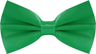 HDE Bow Ties for Men - Bow Tie - Pre-Tied Adjustable Bowtie for Tuxedo Shirt