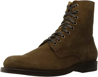 FRYE Men's Will Lace up Combat Boot