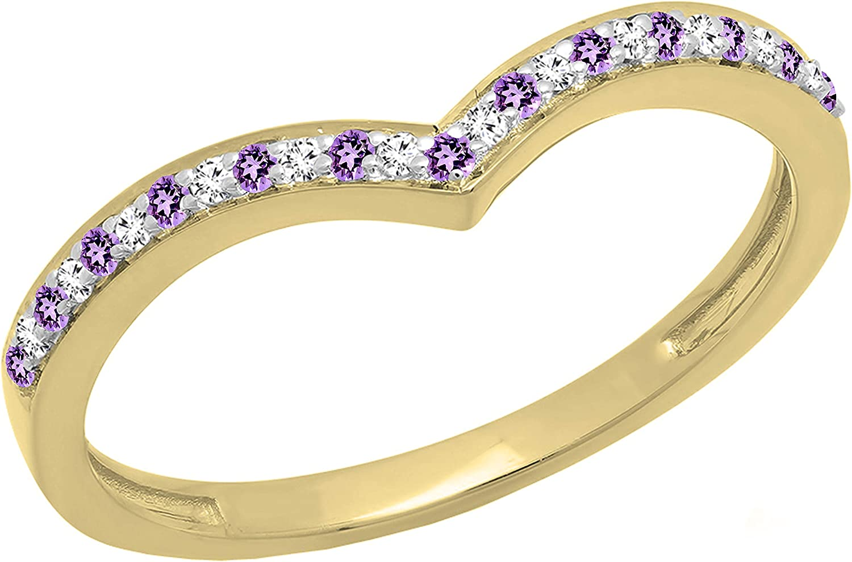 New San Francisco Mall mail order Dazzlingrock Collection 14K Round Diamond Gemstone Weddi White