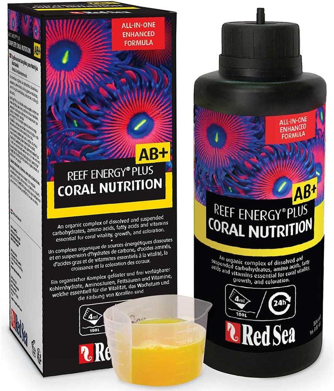 Red Sea Reef Max Atlanta Mall 62% OFF Energy 250ml Plus Aquatics AB+
