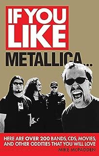 Best bands like metallica Reviews